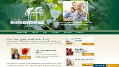 Cypress Lawn Cremation Society