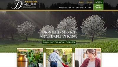 Dignified Funeral and Cremation Service